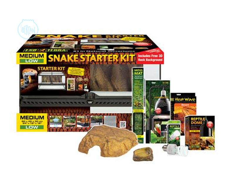 Terrarios económicos para todo tipo de reptiles