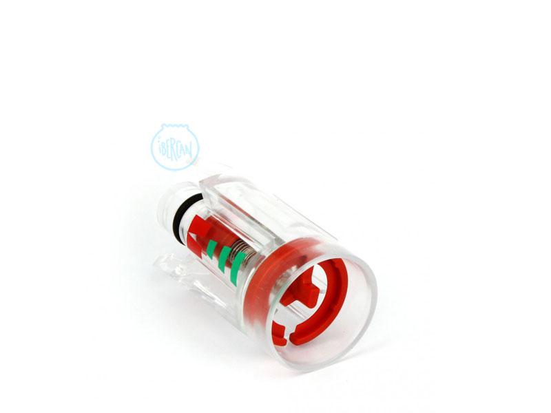 Caudalímetros para los filtros Eheim