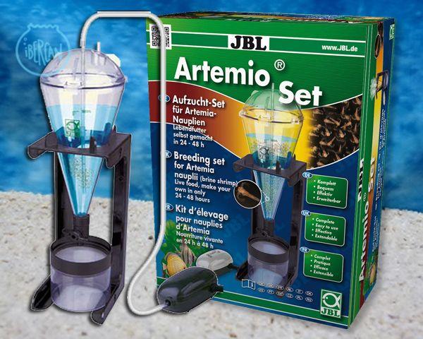 Alimentos y comida para peces artemia sistema ibercan for Artemia para peces