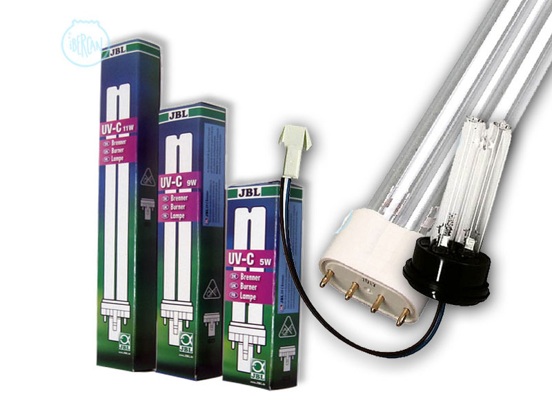 Recambios para esterilizadores UV -