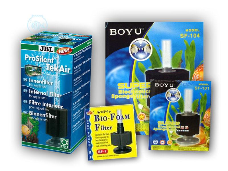 Filtros de esponja para acuario económicos -
