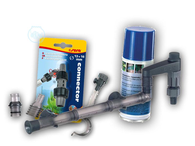 Accesorios para filtros de acuario económicos -