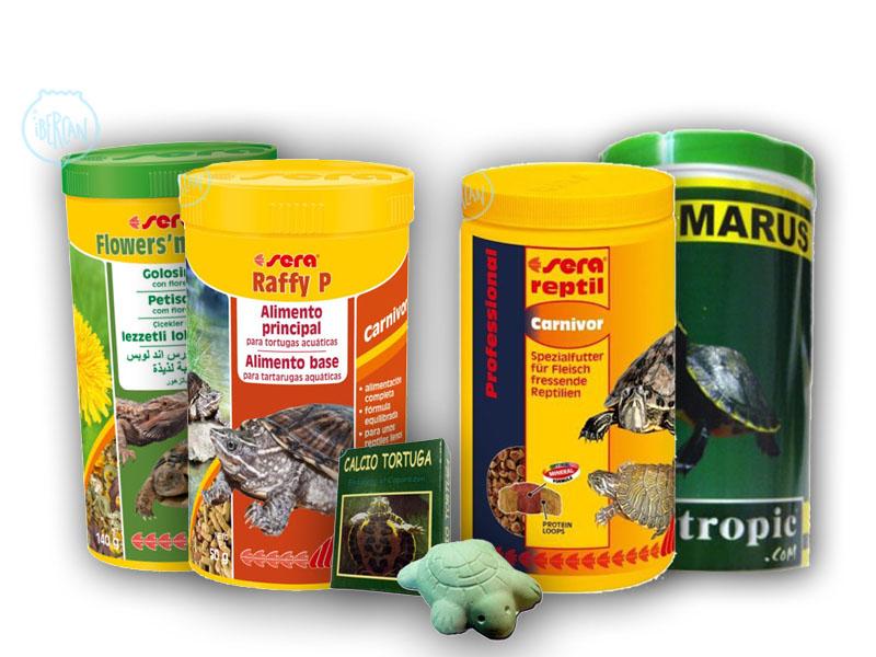 Alimentos para réptiles económicos -