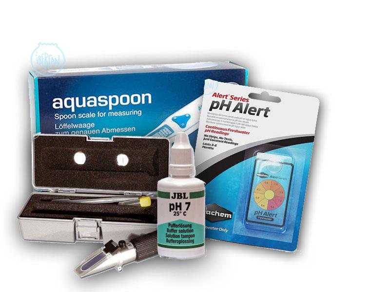 Sondas para la medición del agua en acuarios -