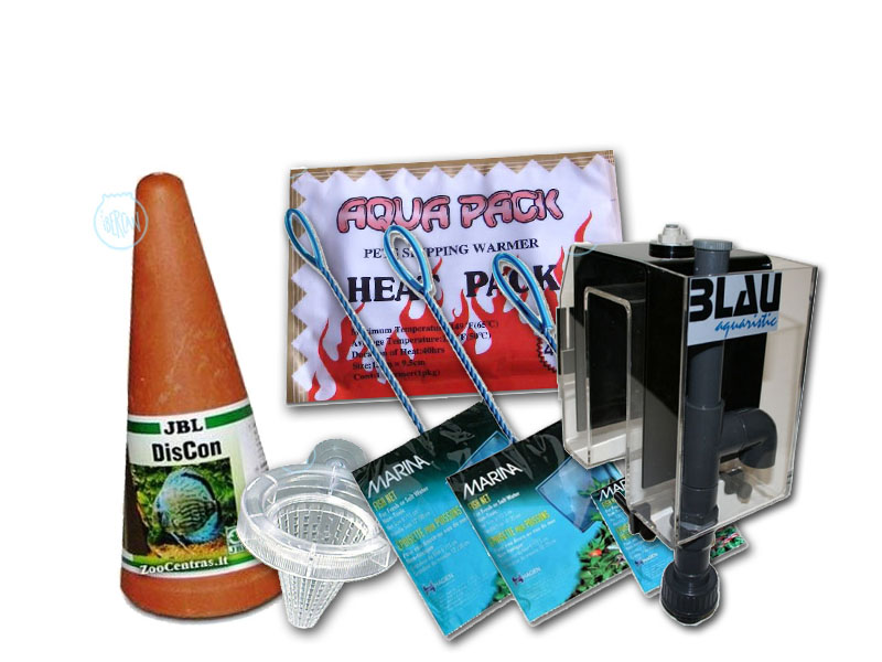 Otros accesorios para acuarios y peces -