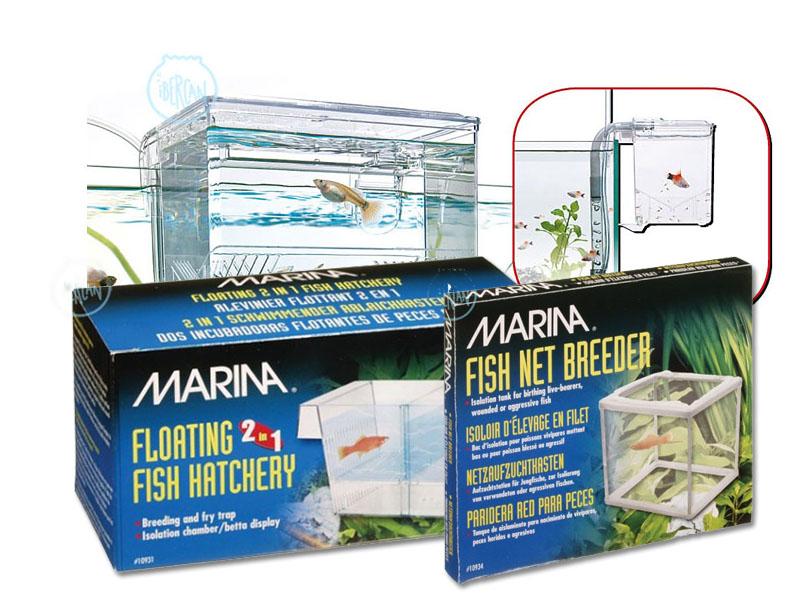 Parideras para peces económicas para acuario -