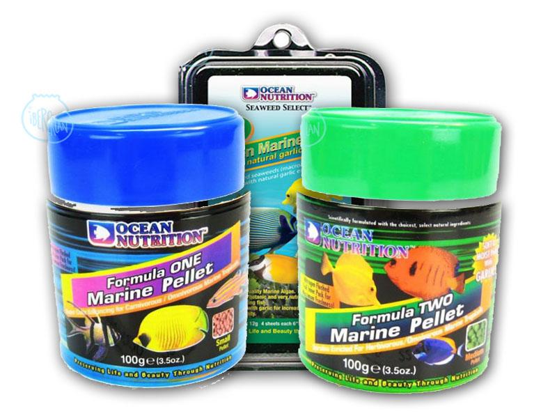 Alimentos y comida para peces Ocean Nutrition -
