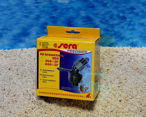 Recambios de filtros para acuario Sera -